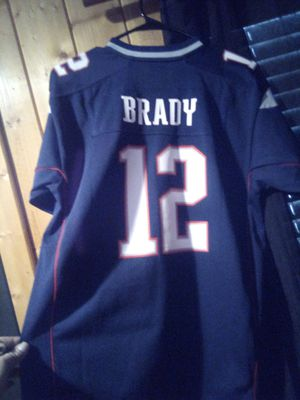 Patriots Jersey priced reduced $20 for Sale in Bountiful, UT