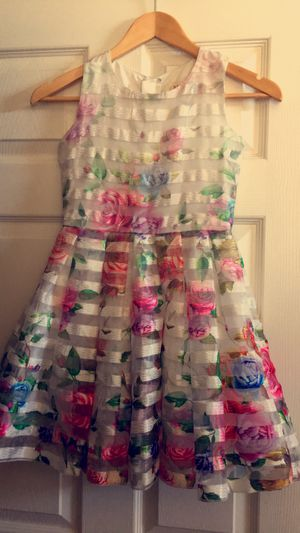Girls White Floral Dress for Sale in Surprise, AZ