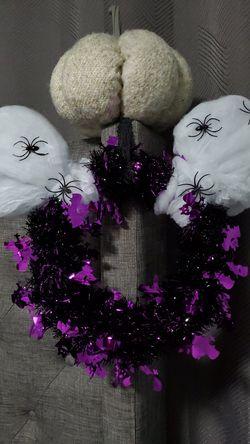 Disney Mickey spooky wreath for Sale in Houston,  TX