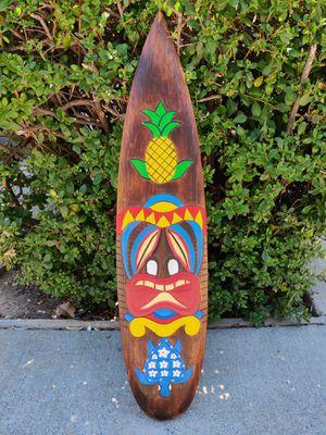Pineapple Tiki Surfboard for Sale in Roseville, CA