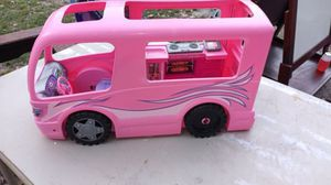 Barbie RV Camper Glamour Camper for Sale in Jacksonville, FL