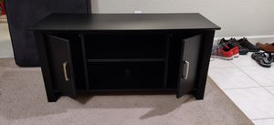 TV table with two small cup boards for Sale in Boca Raton, FL