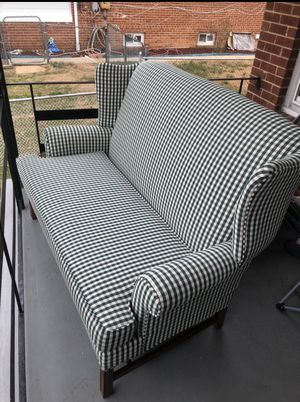 High back Settee for Sale in Temple Hills, MD