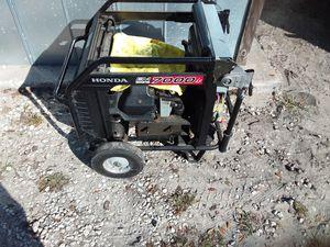 Honda 7000 is em inverter (generator) for Sale in Kissimmee, FL