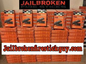 JAILBROKEN Fire tv stick for Sale in Chicago, IL