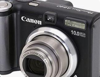 Canon Power Shot A640 Digital Camera for Sale in Marianna,  FL