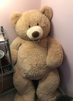 Giant stuffed bear for Sale in Tacoma,  WA