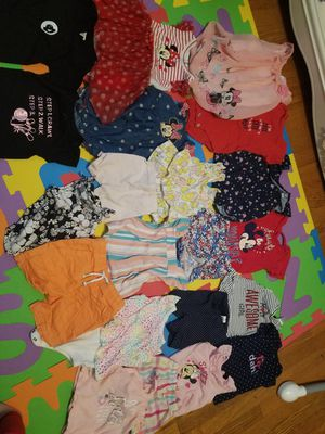 Baby girl clothes bundle for Sale in Hanover, MD