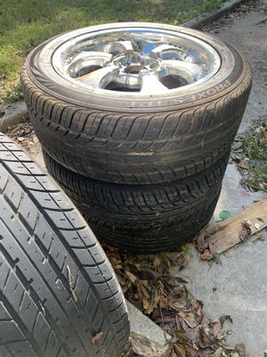 17 inch rims for Sale in Shreveport, LA