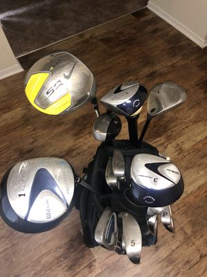 Wilson 12 Piece Golf Club Set for Sale in Towson, MD