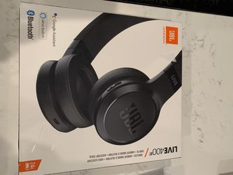 JBL Harman Live 400BT Headphones for Sale in Hollywood,  FL