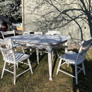 Refurbished Ethan Allen Dining Set for Sale in Aurora, CO