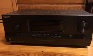 Sony receiver for Sale in Wytheville, VA