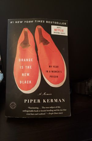 Orange is the new black book for Sale in Saint Robert, MO