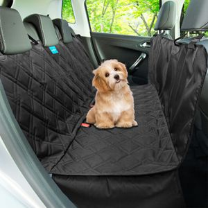 Brand New!! Dog seat cover hammock convertible 100% waterproof luxury quilted material stylish look machine washable for Sale in Brooklyn, NY