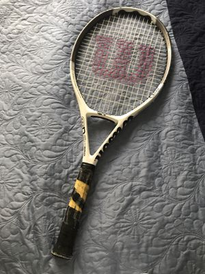 Wilson tennis racket for Sale in Lancaster, CA