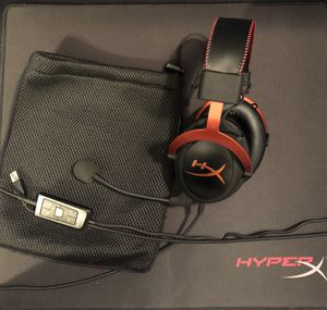 Hyper X Cloud II Headset for Sale in Tamarac, FL