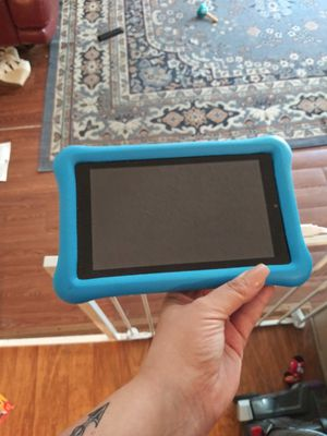 """Amazon fire tablet 7"""" for Sale in Conroe, TX"""