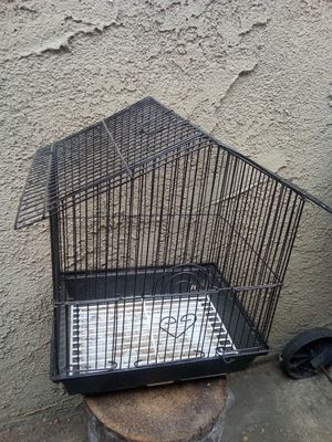 Bird cage like new for Sale in Los Angeles, CA