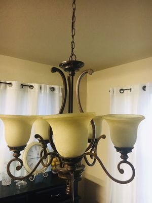 Chandelier light fixture for Sale in Manvel, TX