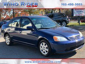2003 Honda Civic for Sale in Woodbridge, VA