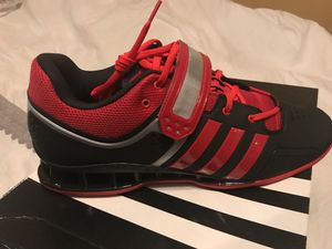 "Adidas weight lifting shoes ""Adipower"" New in box. Size 13 also have size 12 1/2, and 12. Same color all New in the box. $90 OBO for Sale in Torrance, CA"