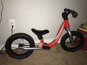 Balance bike for Sale in Kent, WA