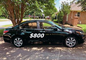 $8OO URGENT I'm selling my family's car 2OO9 Honda Accord Sedan Runs and drives great! Clean title. for Sale in Tampa, FL