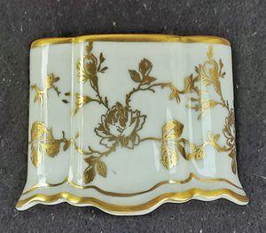 1940s Western Germany LINDER Bavarian German porcelain cigarette holder made in Germany for Sale in Saginaw, MI