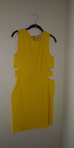 NEW yellow 1State dress size 8 for Sale in Rockville,  MD