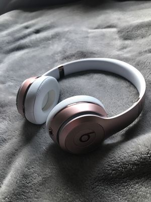 Beats Solo 3 Wireless Headphones for Sale in Palos Heights, IL