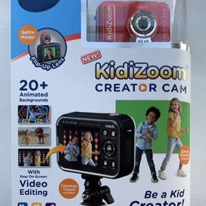VTech KidiZoom Creator Cam HD Video Kids' Digital Camera for Sale in Castro Valley, CA