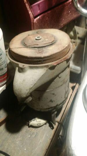 Old circular motor/pump for Sale in Salt Lake City, UT