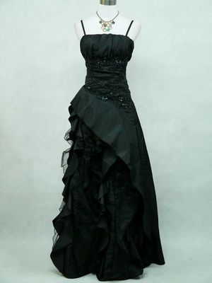 Black with sequin prom/ formal for Sale in Eustace, TX