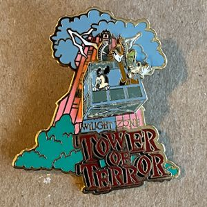Disney Pin #4932 - Tower Of Terror for Sale in Elburn, IL