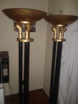 Tall lamps for Sale in Columbus, OH