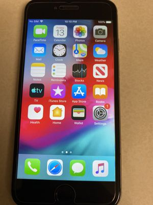 IPhone 6 unlocked 16gb great condition unlocked for all carriers for Sale in Arlington, TX