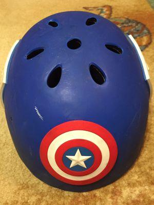 Captain America bike or bicycle helmet for Sale in Coral Springs, FL