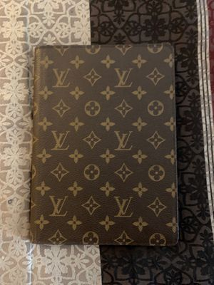 Official Louie Vuitton iPad case for Sale in Boston, MA