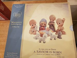 Precious Moments Nativity Set for Sale in Humble, TX