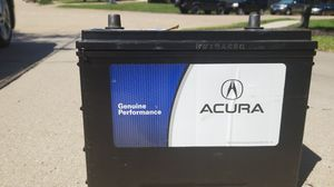 Acura Car Battery for Sale in Pearland, TX
