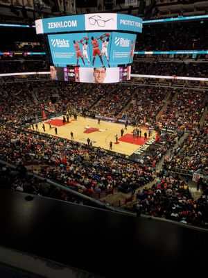 BULLS TICKETS 11.12.19 against New York Knicks for Sale in Stickney, IL