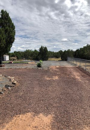 Travel trailer lot space available with private lake including lake passes for Sale in White Mountain Lakes Estates, AZ