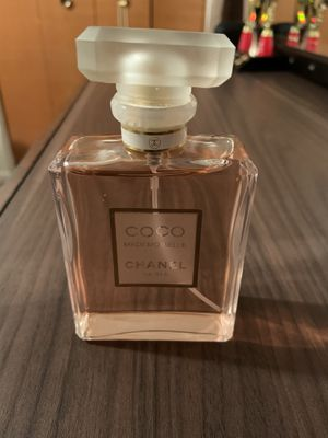 Open bottle Coco Chanel 3.4 oz bottle for Sale in Royal Oak, MI