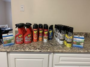 Ant and other bug spray for Sale in Medina, OH