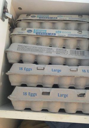 Free egg cartons for Sale in Phoenix, AZ