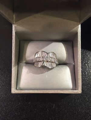 18K Gold plated Engagement Stylish Ring- BWO90 for Sale in Sacramento, CA