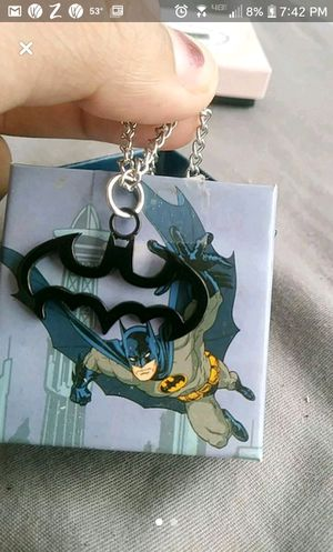 Boy Batman necklace for Sale in Loxley, AL