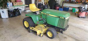John Deere 430 for Sale in Elburn, IL