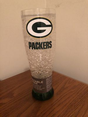 Green Bay Packers Freezer Mug for Sale in Montebello, CA